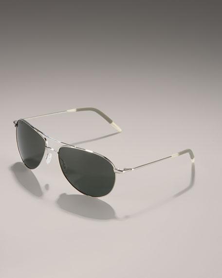 Benedict Aviator Sunglasses