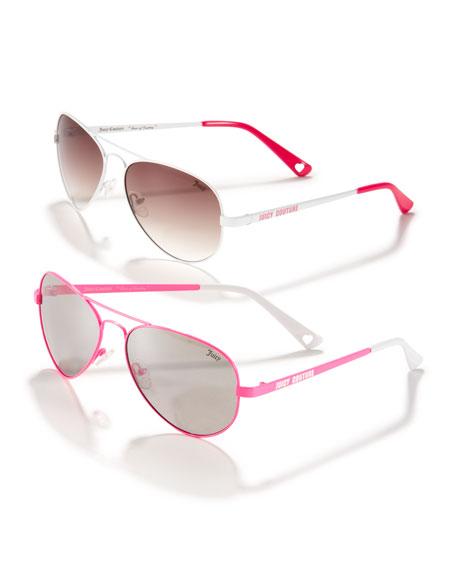 Heritage Aviator Sunglasses