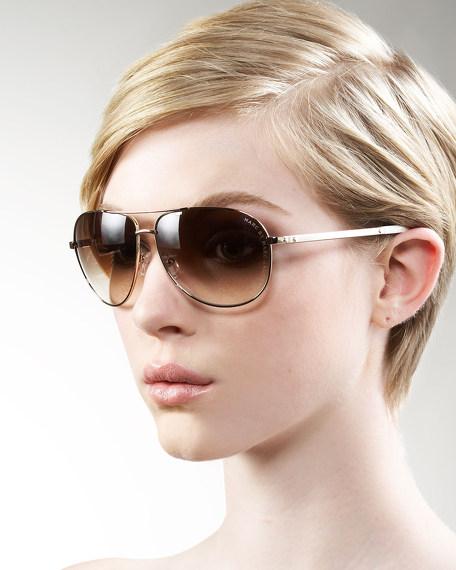 Classic Aviator Sunglasses