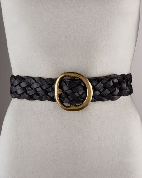Braided Hip Belt