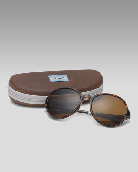 Classic 201 Sunglasses, Tortoise