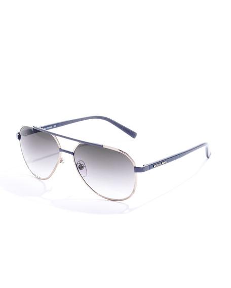 Tristan Sunglasses, Golden or Rose Golden