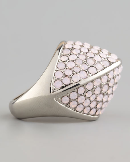 Pave Glamour Ring