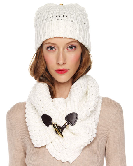 Knit Cuffed Hat