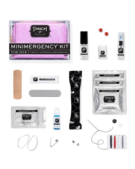 Minimergency Kit For Her, Cherry Blossom