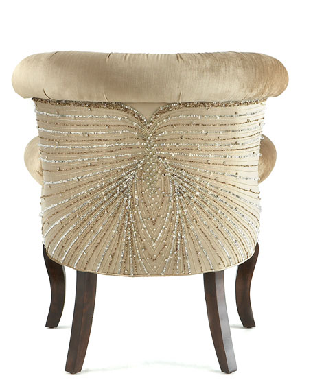 """Golden Gown"" Chair"