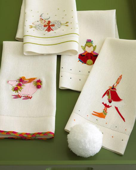 Holiday Tea Towels