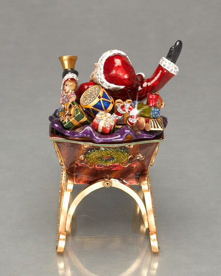 """St Nicholas"" Musical Santa"