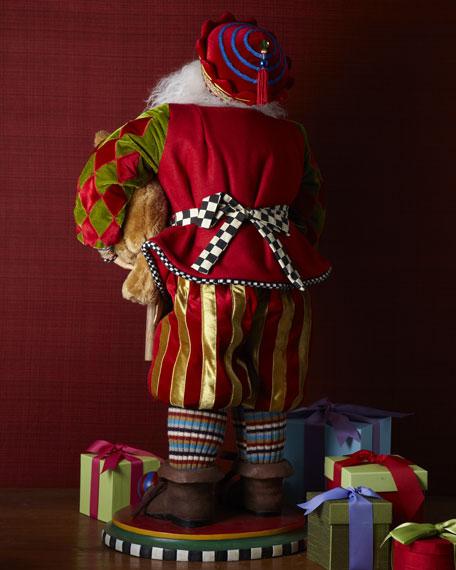 """Toymaker"" Santa"