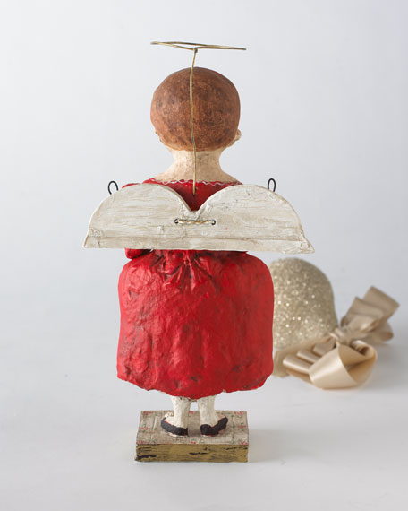 """""""The Holiday Angel"""" Figure"""