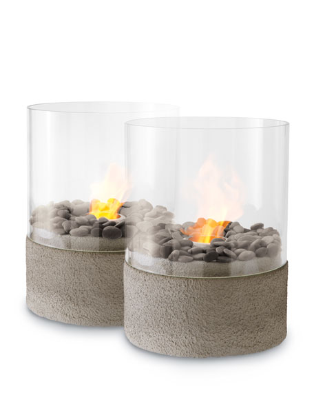 Small Outdoor Firepit