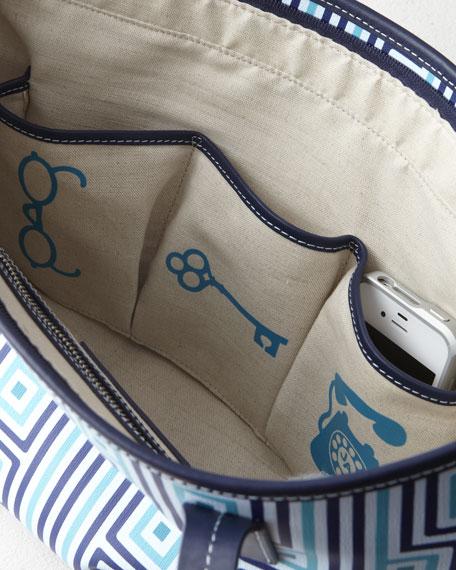 """""""George Duchess"""" Tote Bag"""