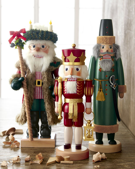 """Swedish Santa"" Nutcracker"