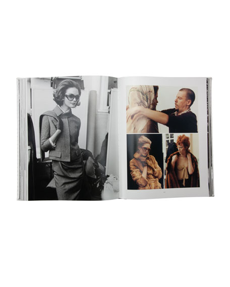 """""""Alexander McQueen Love Looks Not With the Eyes"""" Book"""