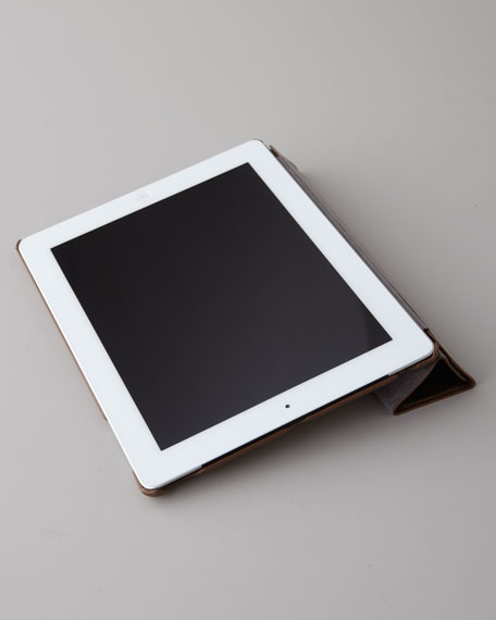Ultra-Thin iPad Smart Easel