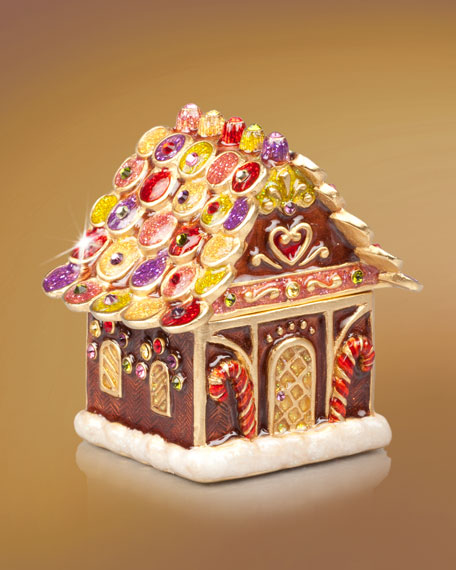 "2012 Dated ""Gingerbread House"""