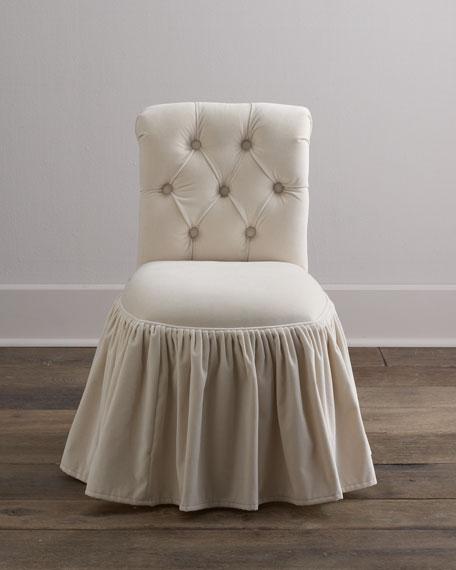 """""""Pennington"""" Vanity Seat"""