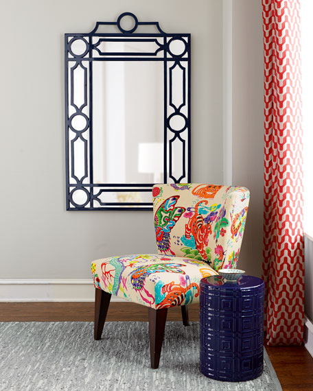 """Chinoiserie Dynasty"" Chair"