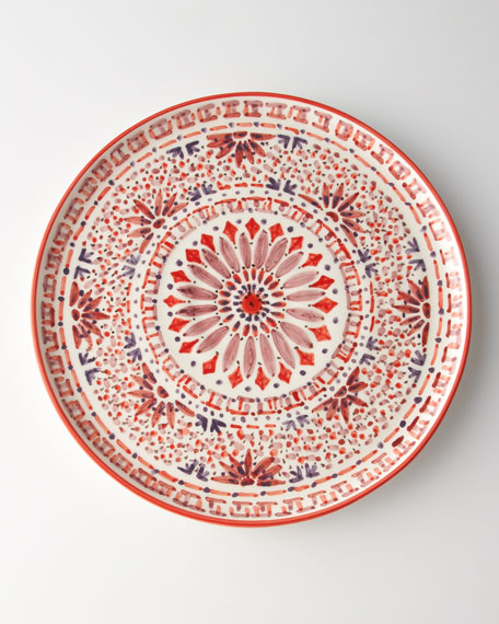 "12-Piece ""Mosaic"" Dinnerware Service"