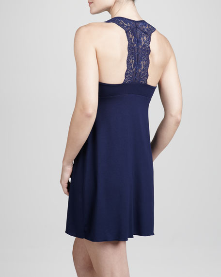 Thea Short Slip Lounge Dress