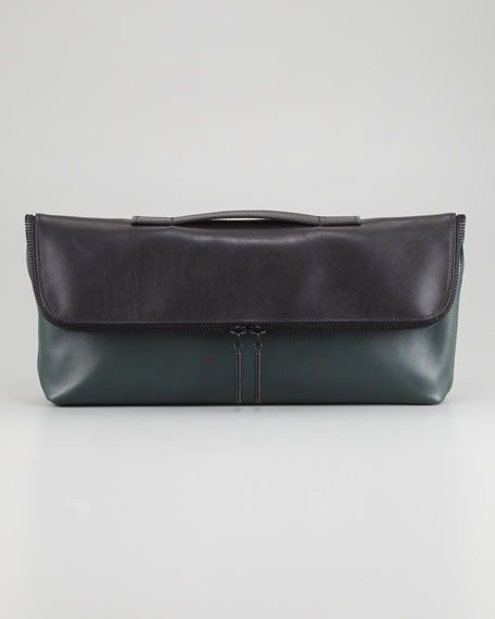 31 Minute Fold-Over Clutch Bag