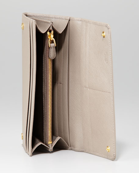 Large Organizer Flap-Continental Wallet