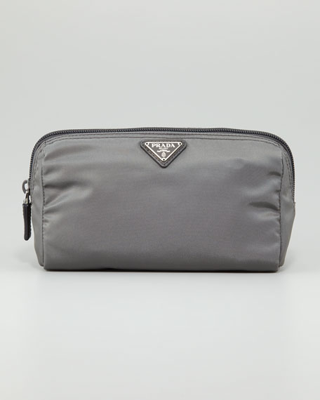 Medium Triangle Cosmetic Bag