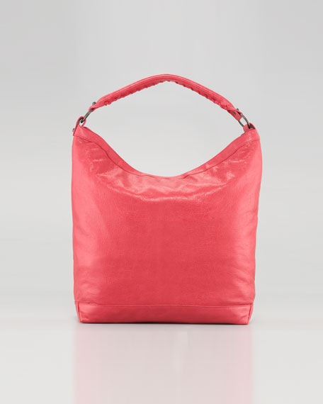 Classic Day Bag, Rose Thulian