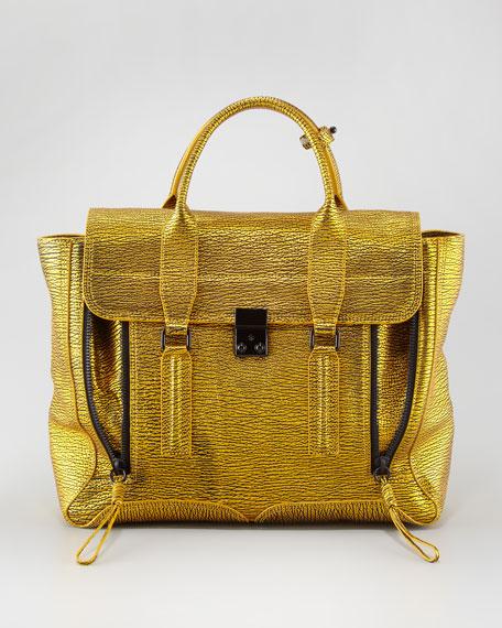 Pashli Flap Satchel Bag