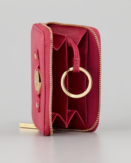 Amanda Zip-Around Coin Case