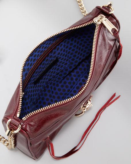 MAC Clutch Bag, Burgundy