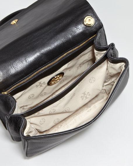 Hannah Shoulder Bag, Black