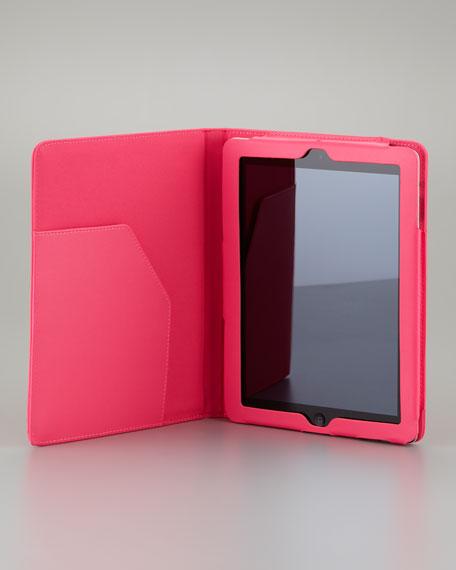 Dreamy Logo Neoprene Tablet Case, Pop Pink