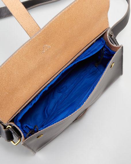 Duane Street Messenger Bag, Black