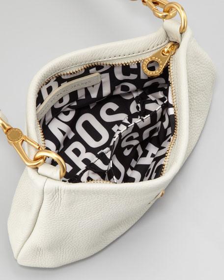 Classic Q Percy Crossbody Bag, Cream