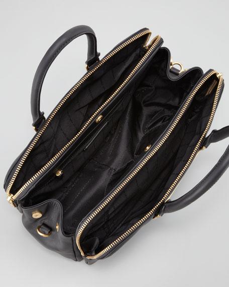 Goodbye Columbus Tote Bag, Black