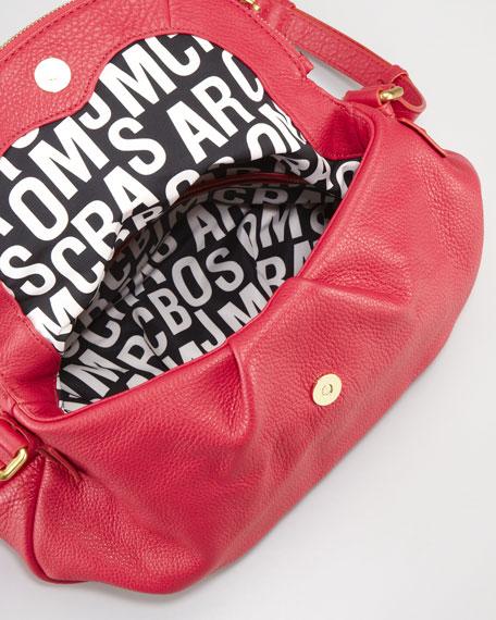 Classic Q Natasha Crossbody Bag, Rock Lobster