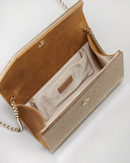 Candy Clutch Bag, Gold