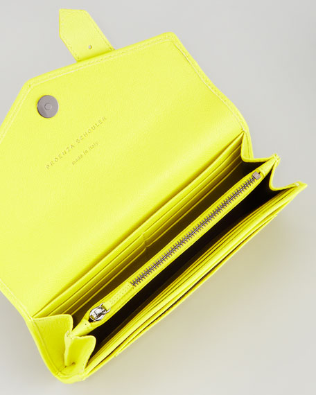 PS1 Continental Wallet, Sunshine