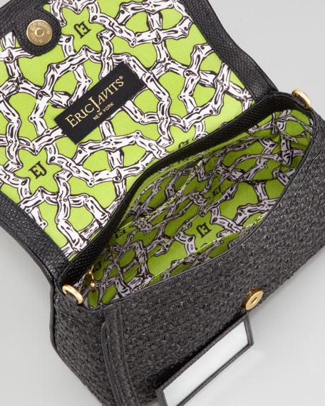 Simba Squishee Shoulder Bag, Black