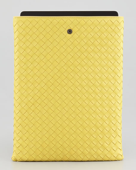 iPad Cover, Yellow