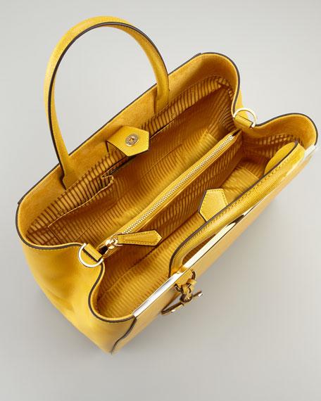 2Jours Vitello Elite Tote Bag