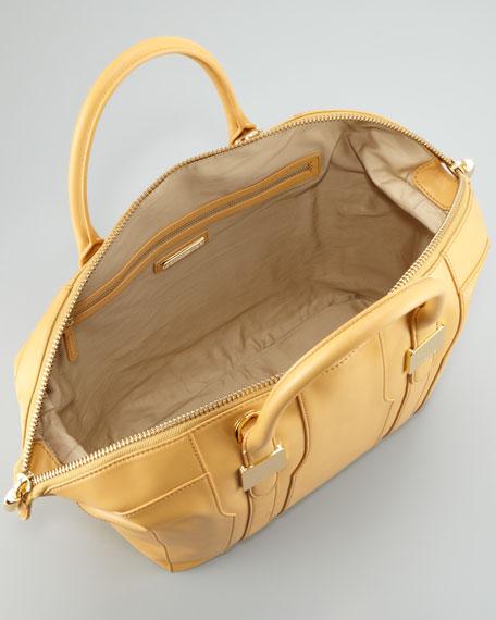 Morrison Medium Tote Bag, Yellow