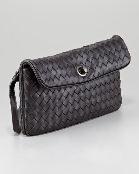Mini Turn-Lock Shoulder Bag