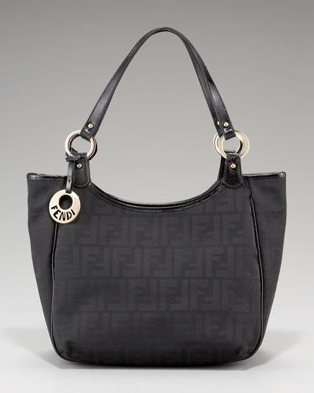 Zucca Canvas Shoulder Bag