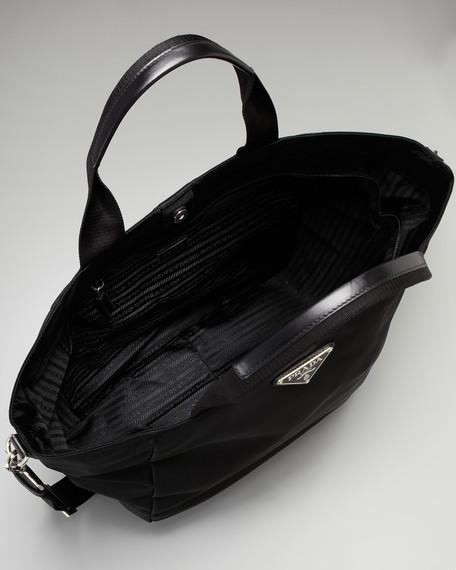 Large Nylon Tote Bag