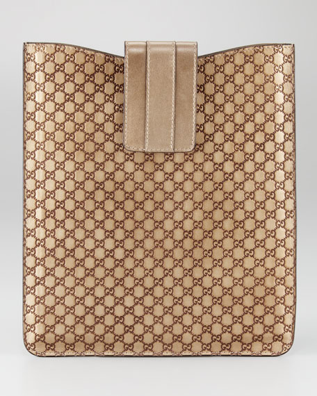 Guccisima iPad Sleeve