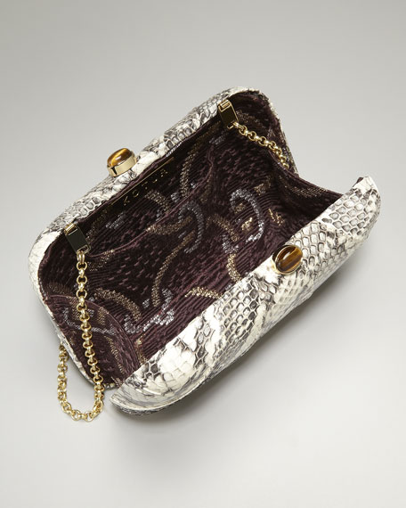 Morley Watersnake Clutch