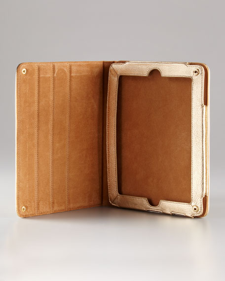 Stacked Logo iPad Case