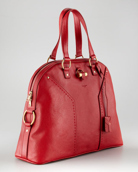 Muse Oversized Dome Satchel Bag